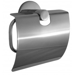Wieszak na papier toaletowy z osłoną