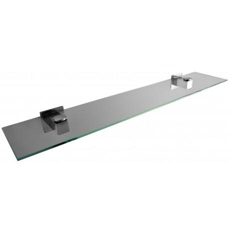 Półka szklana prostokątna BD-202/A