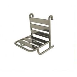 Krzesło prysznicowe z oparciem zawieszane
