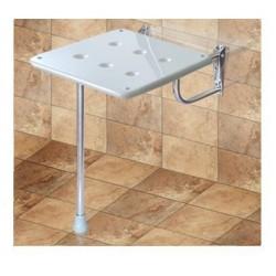 Krzesło prysznicowe z podporą