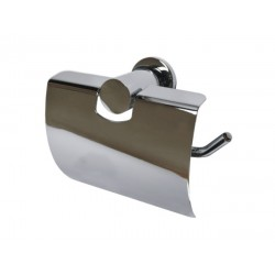 Aqualine Toilet roll holder with cover 355-00-00
