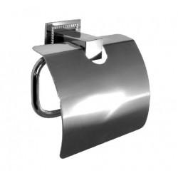 Wieszak na papier toaletowy z osłoną Swarovski Elements BD-255SV