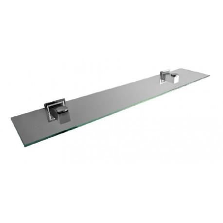 Półka szklana prostokątna Swarovski Elements BD-202/ASV