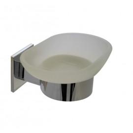 Evolution glass  soap dish 208-00-00