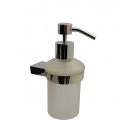Geo glass  soap dispenser 2588-00-00