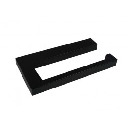 Plan black toilet roll holder 2105-00-40