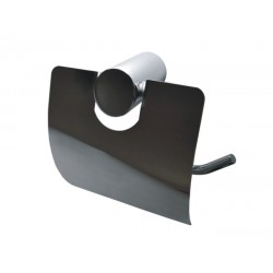 Toilet roll holder with cover BD-655