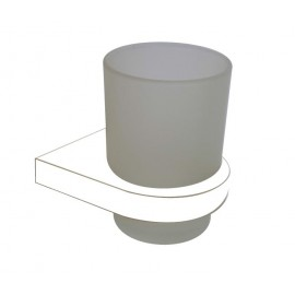 Loft biały szklanka 910-00-50