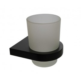 Loft black glass holder 910-00-40