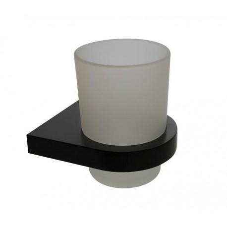 Loft black glass holder 910-00-40